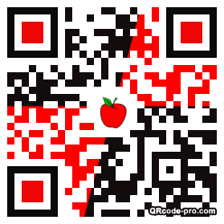 QR code with logo 2sMg0