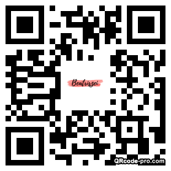 QR code with logo 2sTe0