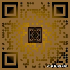 QR code with logo 2sU50