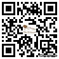 QR code with logo 2sUb0