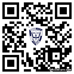 QR code with logo 2sVD0