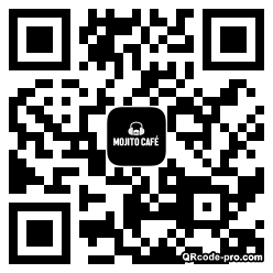 QR code with logo 2shX0