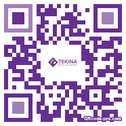 QR code with logo 2sjY0
