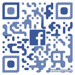 QR code with logo 2svG0