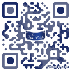 QR code with logo 2t4s0