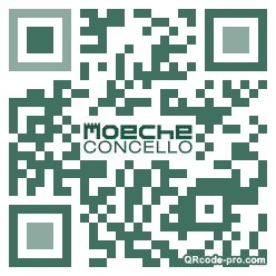 QR code with logo 2t7f0