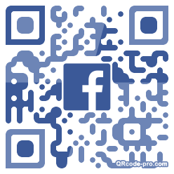 QR code with logo 2t860