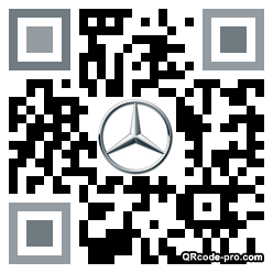 QR code with logo 2t8Z0