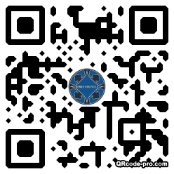 QR code with logo 2t8x0