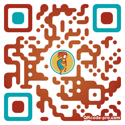 QR code with logo 2t9j0