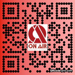 QR code with logo 2t9w0