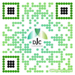 QR code with logo 2tAP0