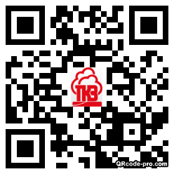 QR code with logo 2tBw0