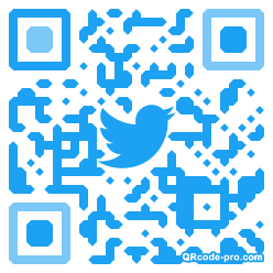 QR code with logo 2tRE0
