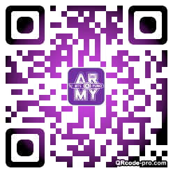 QR code with logo 2tUf0