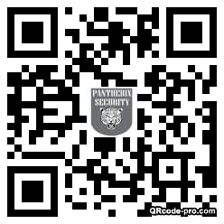 QR code with logo 2td10