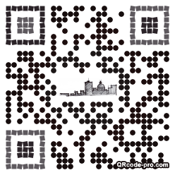 QR code with logo 2tgN0