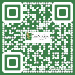 QR code with logo 2tmb0