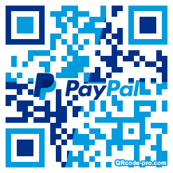 QR code with logo 2txd0