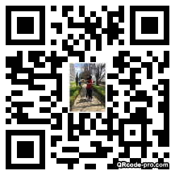 QR code with logo 2tyP0