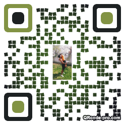 QR code with logo 2tyV0