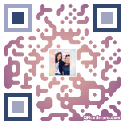 QR code with logo 2tyW0