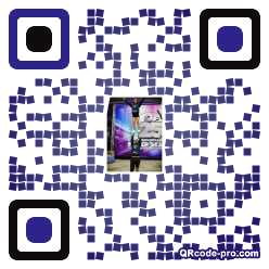 QR code with logo 2tyX0