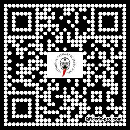 QR code with logo 2u3u0