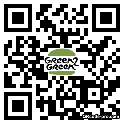 QR code with logo 2uRP0