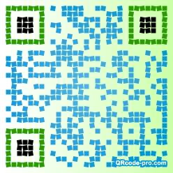 QR code with logo 2uZv0