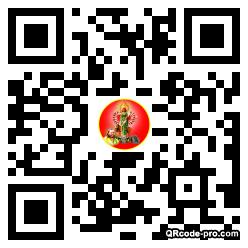 QR code with logo 2uca0
