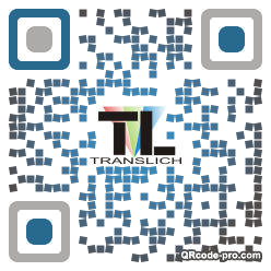 QR code with logo 2ulR0
