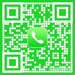 QR code with logo 2uov0