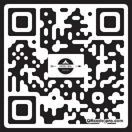 QR code with logo 2v2P0