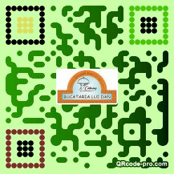 QR code with logo 2v9y0