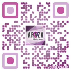 QR code with logo 2vAq0