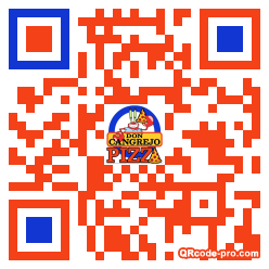 QR code with logo 2vMS0
