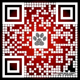 QR code with logo 2vOc0