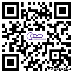 QR code with logo 2vVB0