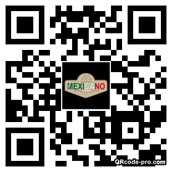 QR code with logo 2vVL0