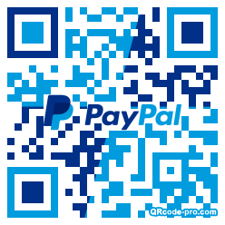 QR code with logo 2vfH0