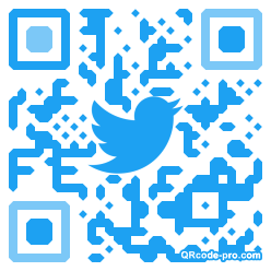 QR code with logo 2vld0