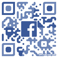 QR code with logo 2vni0