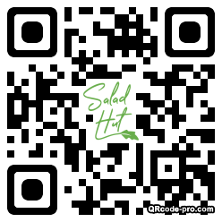 QR code with logo 2vp10