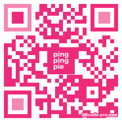 QR code with logo 2vrk0