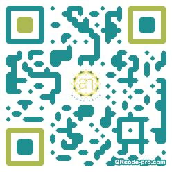 QR code with logo 2vuc0