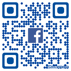 QR code with logo 2vv30