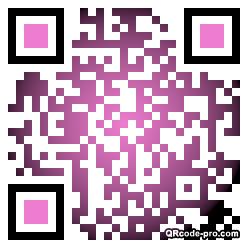 QR code with logo 2vwB0