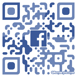 QR code with logo 2vyo0