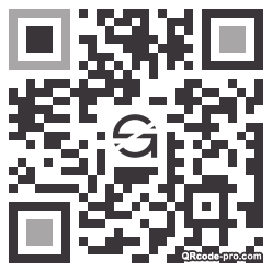 QR code with logo 2vzx0